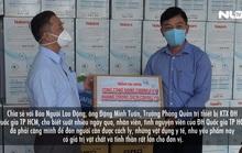 [Video] - Cùng Báo Người Lao Động chung tay hỗ trợ phòng chống dịch Covid-19