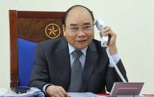 Thủ tướng Nguyễn Xuân Phúc điện đàm với Thủ tướng Lào và Campuchia về chống dịch Covid-19