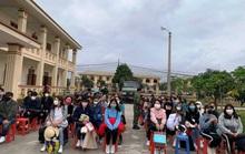 Đón, cách ly hơn 200 người trở về từ vùng dịch Covid-19