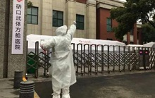 Vũ Hán đóng cửa bệnh viện dã chiến, không ca tử vong mới ngoài Hồ Bắc