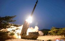 """Triều Tiên xác nhận thử tên lửa đa nòng """"khổng lồ"""""""