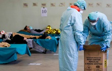 Convid-19: 61 bác sĩ Ý tử vong, thủ tướng Israel sắp tự cách ly