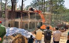Đà Lạt cưỡng chế khu nghỉ dưỡng cao cấp băm nát hồ Tuyền Lâm