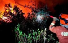 Trung Quốc: Cháy rừng dữ dội, 18 lính cứu hỏa thiệt mạng