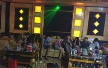 Khởi tố 1 bị can trong vụ 76 nam thanh, nữ tú bay, lắc trong quán karaoke đóng cửa