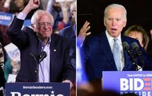 Siêu thứ ba ở Mỹ: Ông Biden vươn lên