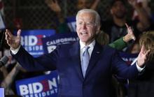 Ông Biden trở lại đường đua vào Nhà Trắng
