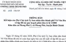 UBND TP HCM chỉ đạo công an vào cuộc, xử lý vi phạm của Công ty Phi Long