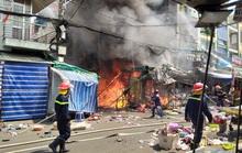 Chuyện giờ mới kể sau đám cháy ở chợ Hạnh Thông Tây!