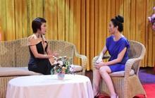 MC Thi Thảo tham gia talkshow cùng NSƯT Trịnh Kim Chi