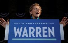Mỹ: TNS Warren bỏ cuộc, hai ông Biden - Sanders rộng đường