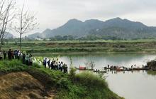 Chồng tử vong, vợ đang mất tích khi đánh cá trên sông Mã