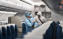 Cách ly toàn bộ phi hành đoàn trên chuyến bay chở nữ hành khách nhiễm Covid-19