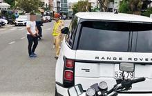 Tự lắp biển số vào xe sang, tài xế bị phạt 22,5 triệu đồng
