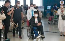 Duy Mạnh sang Singapore phẫu thuật chấn thương