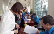Công nhân Công ty TNHH AF Group đã nhận được trợ cấp thất nghiệp