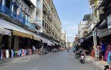 Thực hiện Chỉ thị cách ly toàn xã hội, nhiều khu chợ, đường phố lớn vắng người