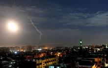 Chiến đấu cơ Israel dội tên lửa Syria, bị phòng không đánh chặn