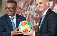 FIFA tung gói trợ giúp 2,7 tỉ USD giải cứu bóng đá