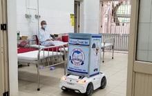 Sớm ứng dụng robot vào việc phòng chống dịch