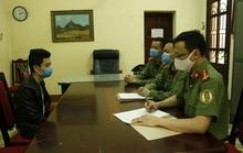 Nam thanh niên Trung Quốc vượt biên sang Việt Nam thăm người yêu trong dịch Covid-19