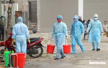 Bộ Y tế cử tổ công tác đặc biệt hỗ trợ TP Hà Nội dập dịch Covid-19