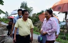 """Ông Dũng """"lò vôi"""" mang nước ngọt đến 1.500 hộ dân Tiền Giang"""