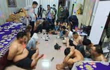 Đà Lạt: Hàng chục người thuê khách sạn phê ma túy giữa đại dịch
