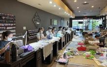 Covid-19: Cử chỉ đẹp của các tiệm nail người Việt tại Mỹ