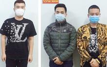 3 thanh niên bị khởi tố vì tụ tập ăn uống, hò hát, đấm công an