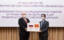 VN tặng Nga 150.000 khẩu trang phòng chống Covid-19