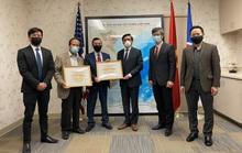 Việt kiều Mỹ ủng hộ phòng chống dịch Covid-19 ở Việt Nam