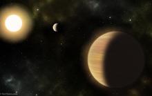 Phát hiện hệ mặt trời cổ đại có 2 hành tinh khổng lồ kinh dị