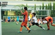Xem con trai Huỳnh Kesley chơi bóng như nghệ sĩ Brazil ở lò Juventus Việt Nam