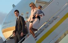 Giữa dịch Covid-19, con gái Tổng thống Trump vẫn đi đến ổ dịch lớn