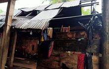 Quảng Trị: Lốc xoáy quét qua, hàng chục nhà dân bị tốc mái