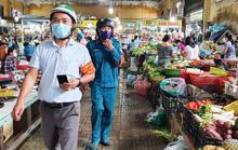 Quảng Nam xét nghiệm tại các chợ, cách ly người về từ nơi nguy cơ cao