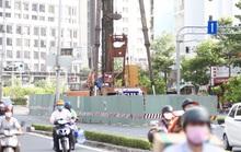 TP HCM cấm xe nhiều đoạn quanh đường Nguyễn Hữu Cảnh