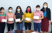 Hà Nội: Động viên, tặng quà NLĐ khó khăn bị ảnh hưởng dịch Covid-19