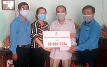 Saigon Co.op hỗ trợ đoàn viên bị bệnh