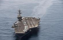 """Tàu sân bay Mỹ bị """"trói chân"""" vì Covid-19"""