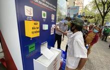 ATM thực phẩm cung cấp hơn 1.000 phần quà trong 3 ngày