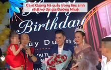 Vẫn xem Đường Nhuệ là anh em, ca sĩ Quang Hà gây bức xúc