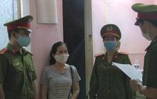 Người phụ nữ bị bắt vì lừa đảo gần 500 triệu đồng