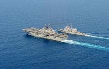 Bình luận của Việt Nam khi Mỹ và Úc điều tàu đến Biển Đông diễn tập