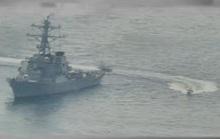 Tổng thống Trump: Lực lượng Mỹ được phép bắn hạ tàu Iran quấy rối