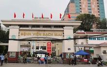 Sau gỡ phong toả, Bệnh viện Bạch Mai vẫn chưa nhận khám thông thường