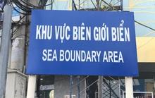 Một công ty đưa người Trung Quốc chưa được cấp phép vào khu vực biên giới biển