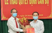 Ông Nguyễn Văn Hiếu làm Bí thư Quận ủy quận 5 - TP HCM