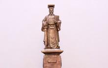Ngành toà án dựng tượng vua Lý Thái Tông làm biểu tượng công lý
